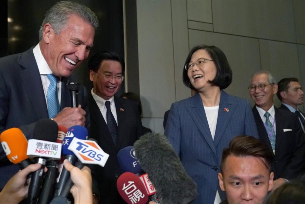 بكين تهدد واشنطن: تسليح تايوان سيُقابَل بعقوبات