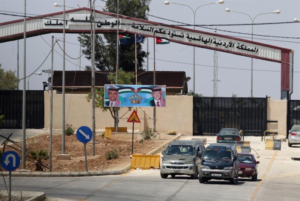 «مرابطة» أميركية عند معبر نصيب: ممنوعٌ تنفّس السوريين