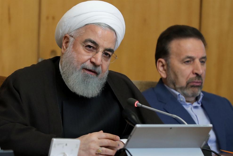 روحاني لواشنطن: لا محادثات قبل رفع العقوبات