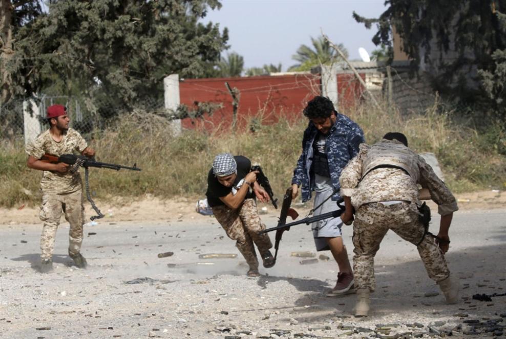 مقاتلون ومستشارون ومدرّبون: «جيش» مرتزقة في ليبيا