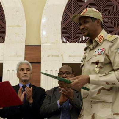 السودان | اتفاق سياسي مع جزء من المعارضة: ترحيل الخلافات إلى «الدستوري»