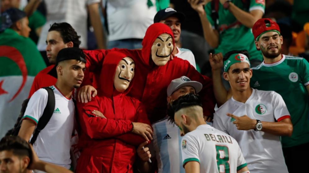 صورة نهائي القارة «لا» يقسم الجمهور   المصري