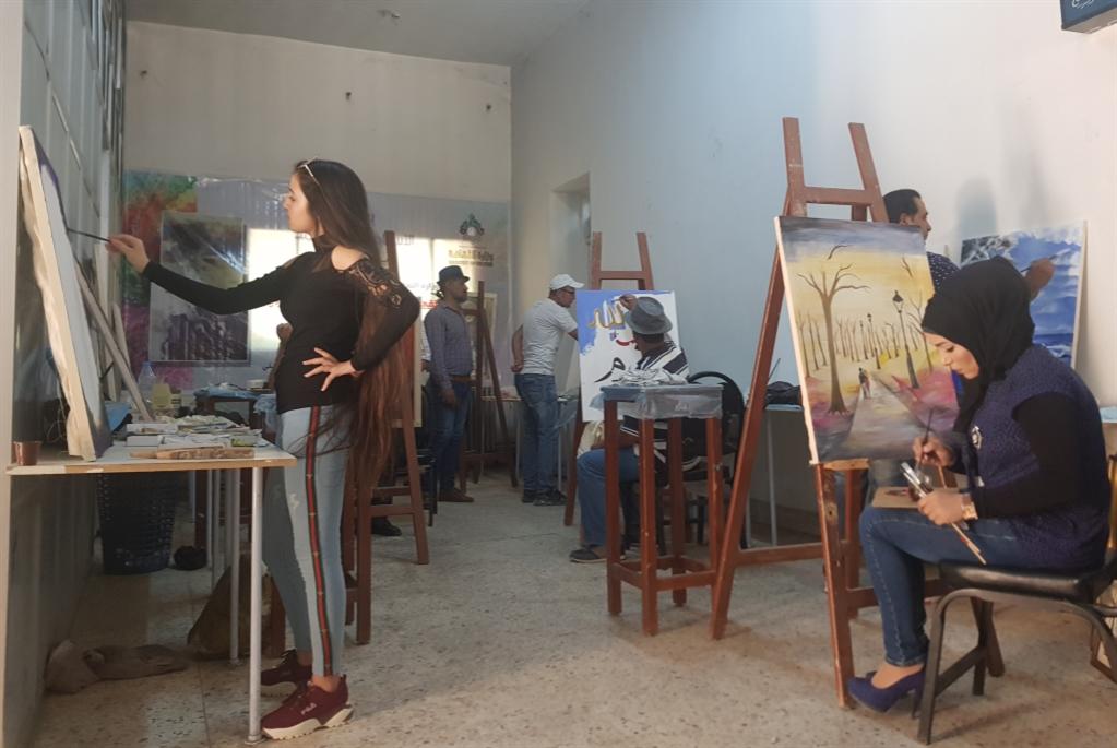 «ملتقى عمر حمدي»: الحسكة تبحث عن «التعافي الفني»