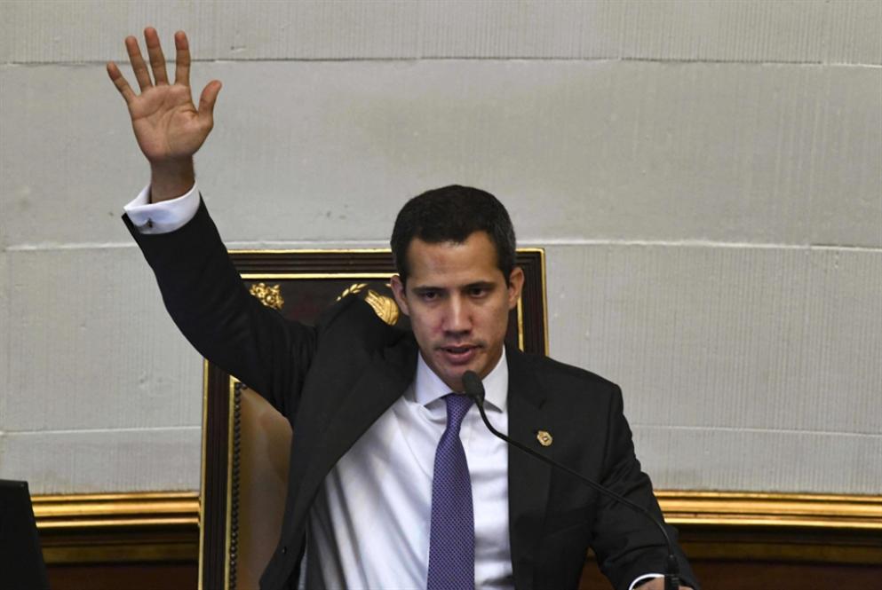 واشنطن تتولى نفقات المعارضة الفنزويلية