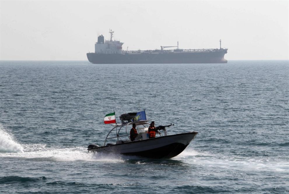 إيران تكشف احتجازها الناقلة: مزاعم أميركية عن إسقاط «مسيَّرة» في   هرمز