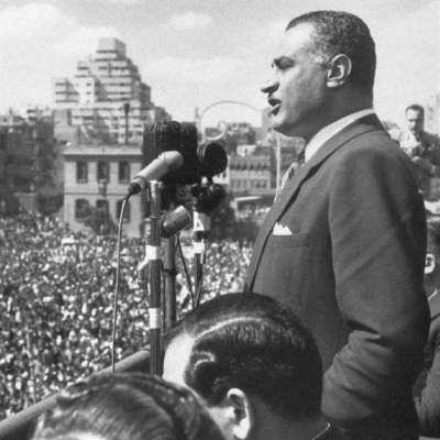خطاب مقارعة إسرائيل في العالم العربي: من عبد الناصر إلى نصر الله