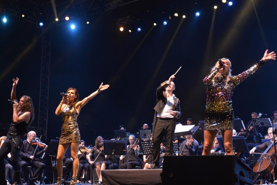 Queen Symphonic في بيبلوس: الروك أند رول للجميع!