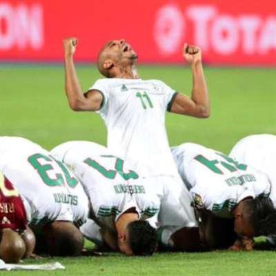 منتخب «المحاربين»... صنع في الجزائر