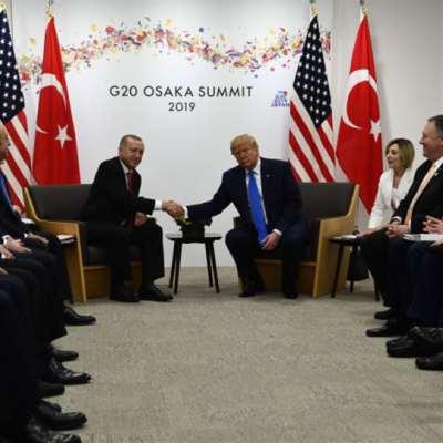لقاء أردوغان ـــ ترامب وصفقة «أس 400»