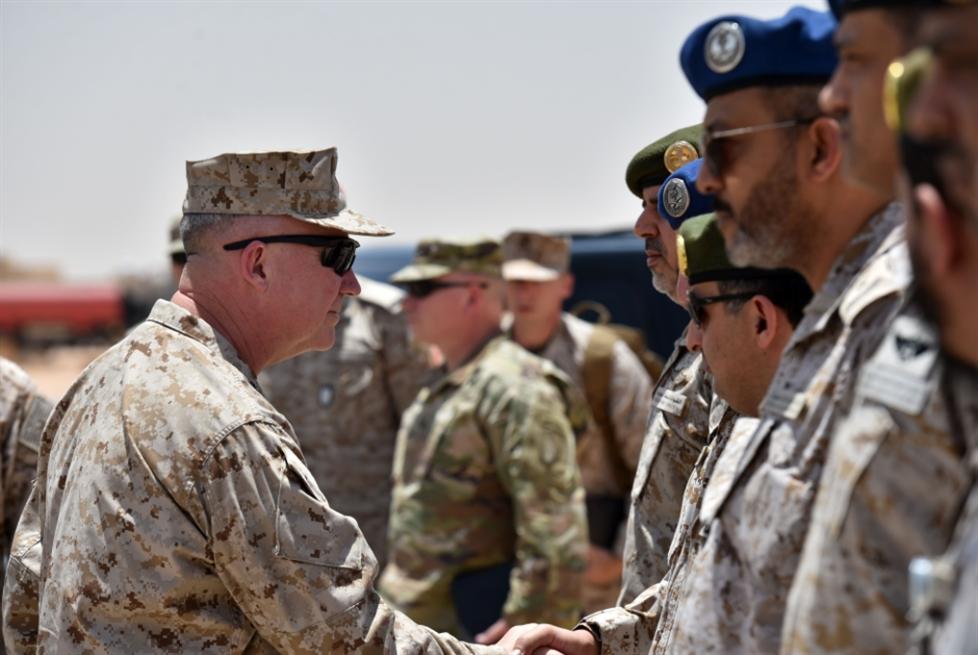 القوات الأميركية في الرياض بطلبٍ من سلمان
