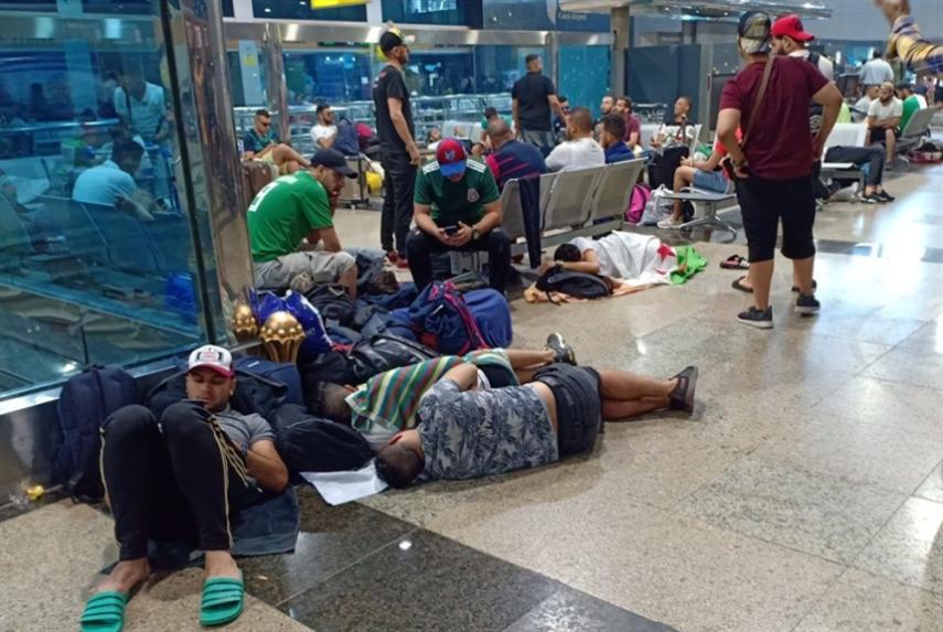 تعليق رحلات أوروبية إلى مصر... والسبب المشجعون الجزائريون!