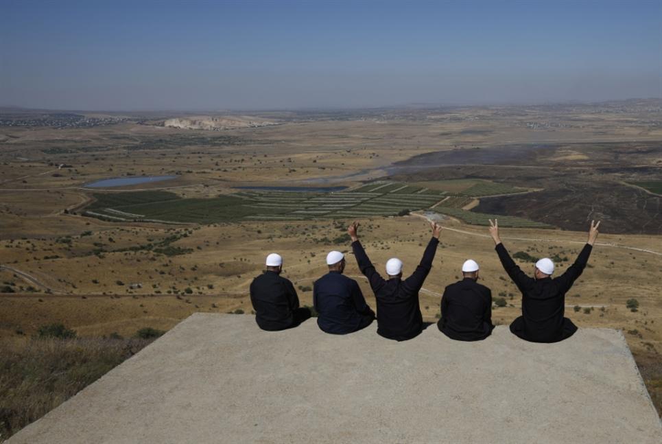 مشاريع إسرائيلية في الجولان: نخدمكم... لتتركوا أرضكم
