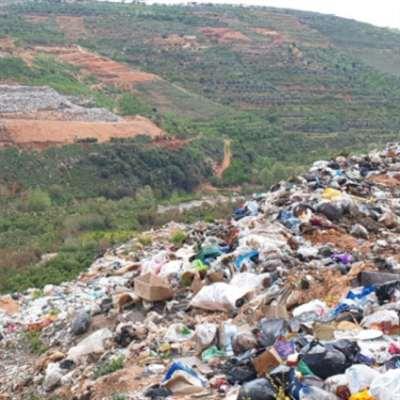 «انتفاضة» شعبيّة ضد «مطمر المستقبل» في زغرتا