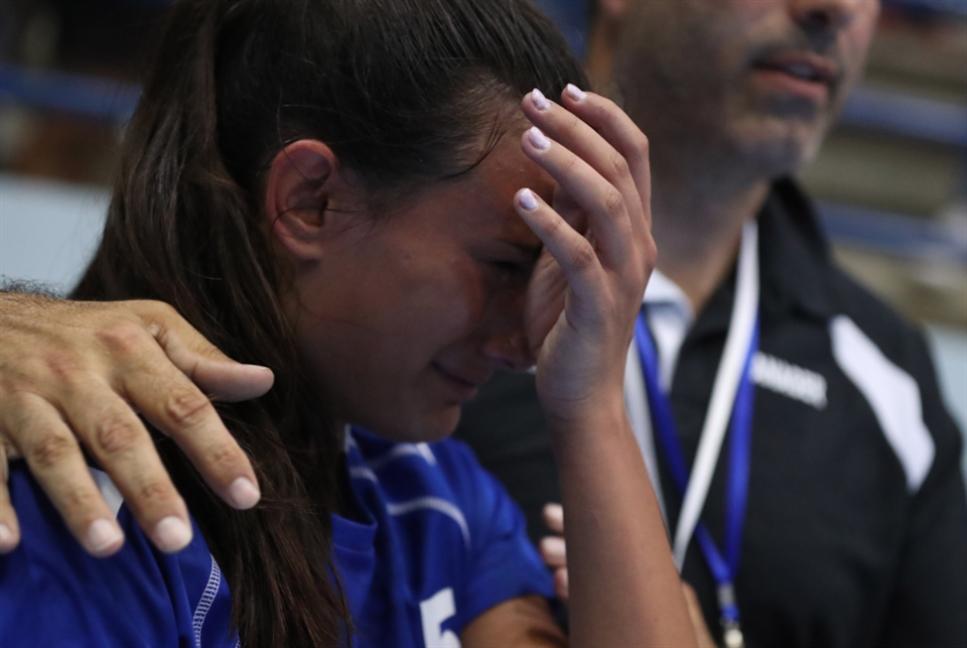 شابّات اليد يهدرن فوزاً أمام أوزبكستان