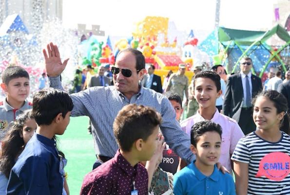 مصر | «مؤتمرات الشباب»: عندما يسمح وقت الرئيس