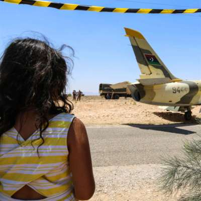 ليبيا   قوات حفتر تفشل في اختراق العاصمة وتخسر طائرة