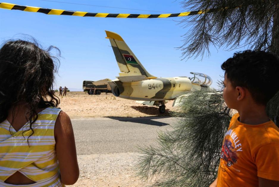 ليبيا | قوات حفتر تفشل في اختراق العاصمة وتخسر طائرة