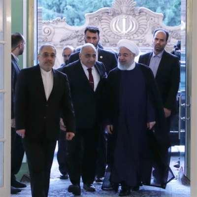 إيران   بريطانيا تُوسّط عبد المهدي