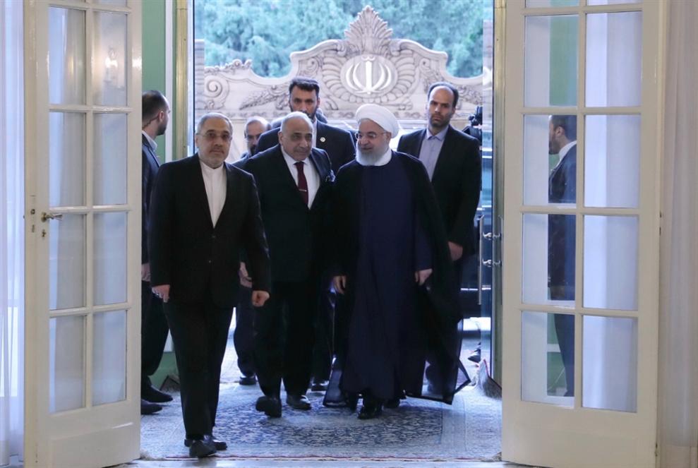 إيران | بريطانيا تُوسّط عبد المهدي