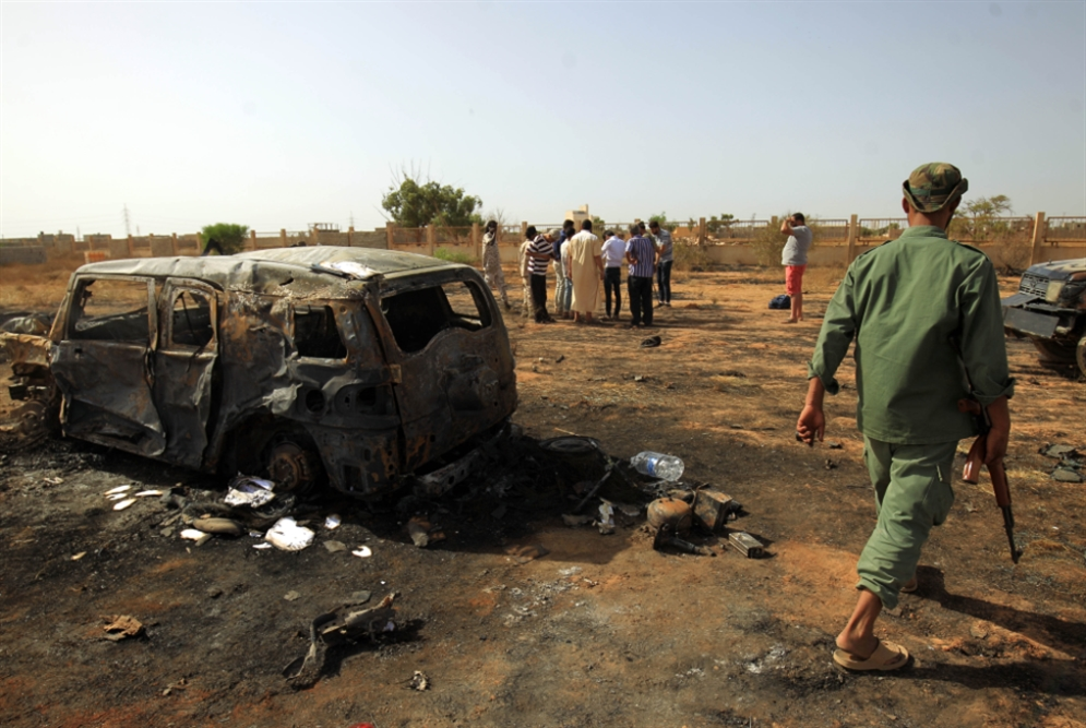 ليبيا | «الساعة الصفر» تتعثر: لا إنجازات لقوات حفتر