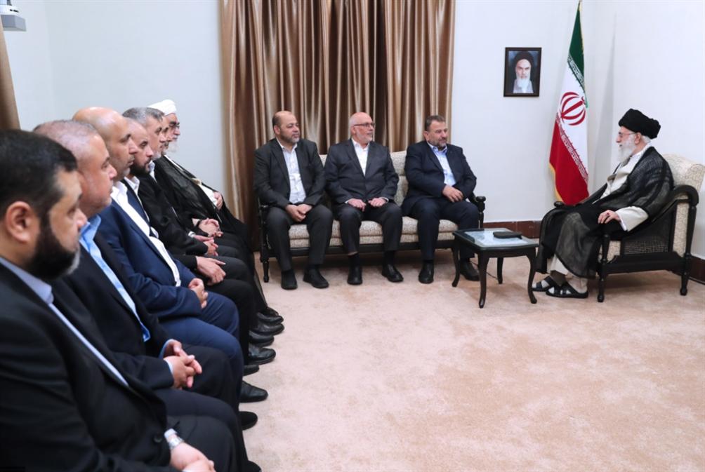 «حماس» في طهران: عودة متأخرة... لكن مثمرة
