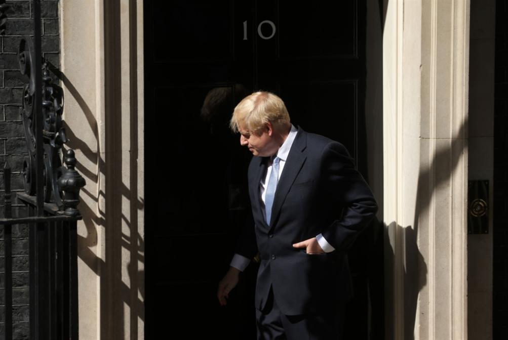 بوريس جونسون والاتحاد الأوروبي: اضطراب ما بعد الصدمة!