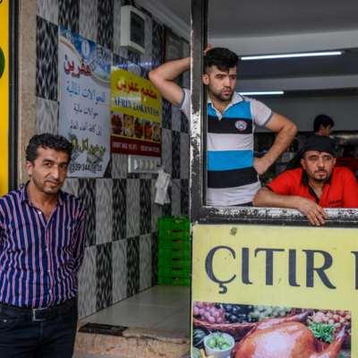 اللاجئون السوريون في تركيا: أردوغان يزايد على إمام أوغلو!