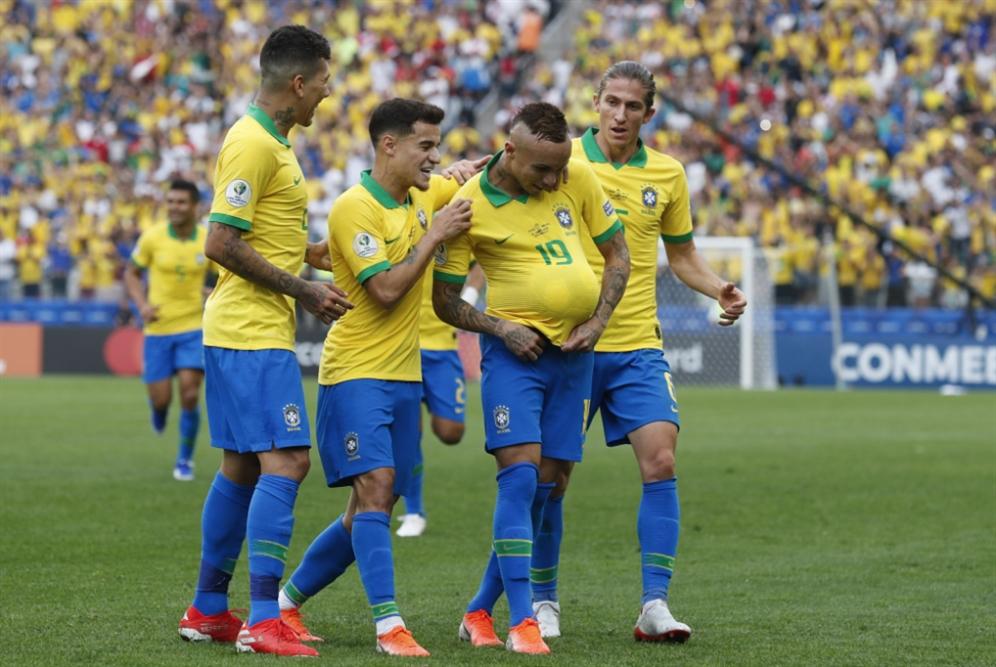 البرازيل تتقدّم على فرنسا
