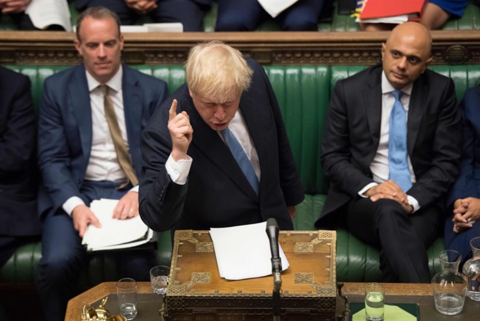 بريطانيا | جونسون يقود حكومته اليمينية: نحو «بريكست» من دون اتفاق