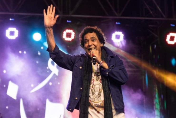 محمد منير... مسك الختام في «جرش»