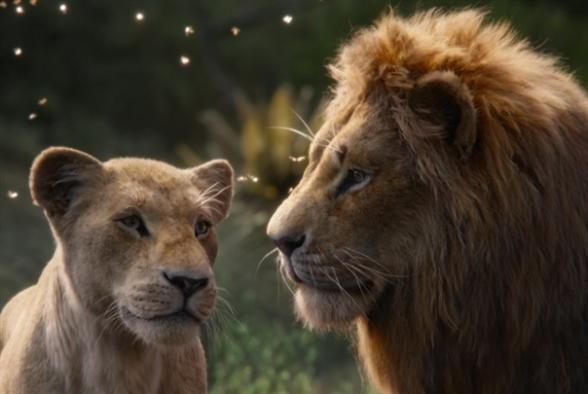 «الأسد الملك» يحتفظ بالطليعة