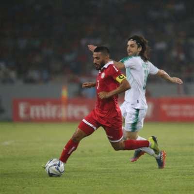 ضعف في وسط الملعب: لبنان يخسر اختباره الأول