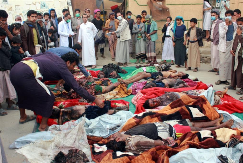 مذبحة «آل ثابت» بتوقيع سعودي: الإصابات تلاحق الجاني