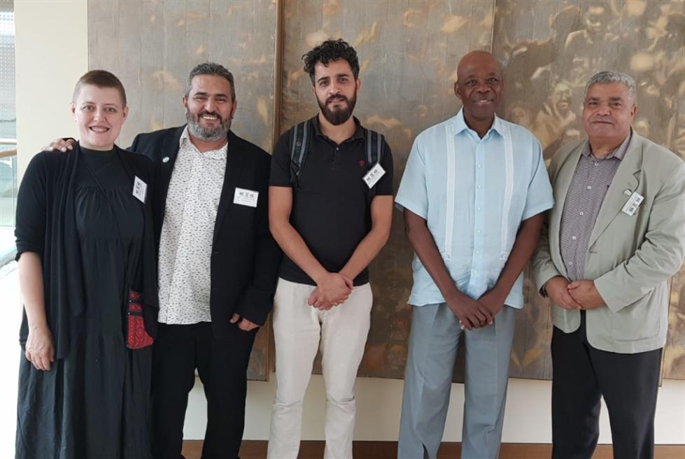 فوموليلي سيزاني: مع الفلسطينيين ضد العنصرية