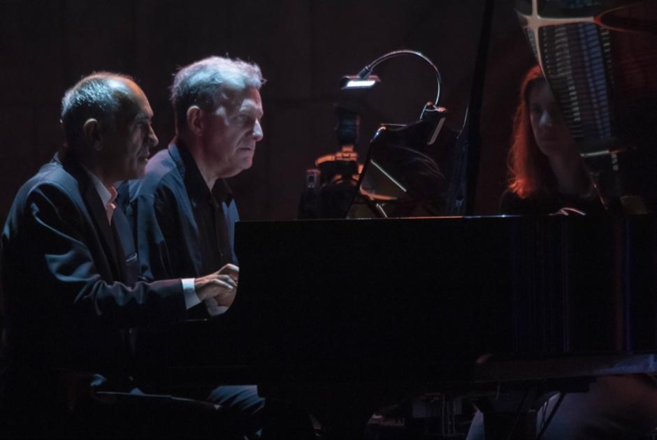 الباشا وعيدي: بيانو كلاسيك في بيت الدين