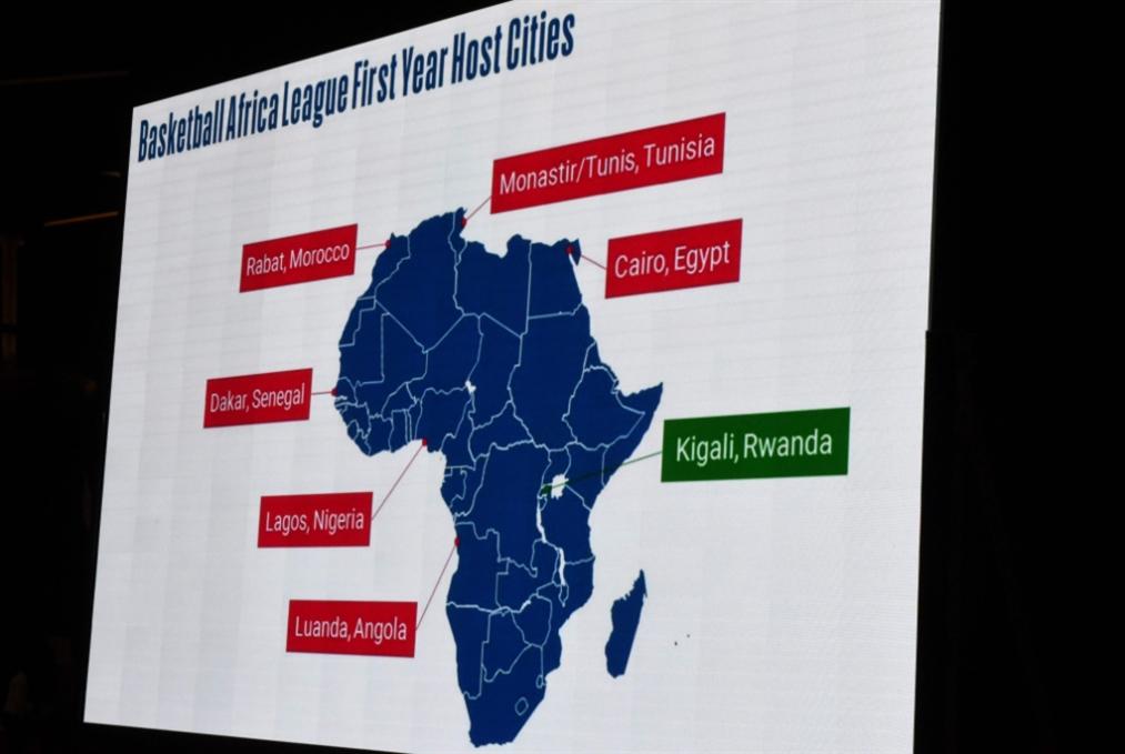 6 مدن تستضيف الدوري الإفريقي لكرة السلة
