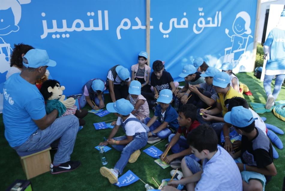 حقوق الطفل في حرج بيروت