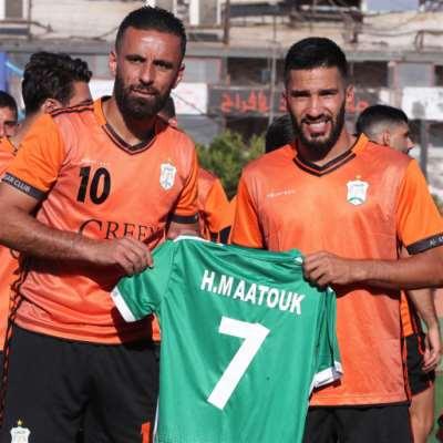 اللاعب المحترف «مش أبو ليرة»