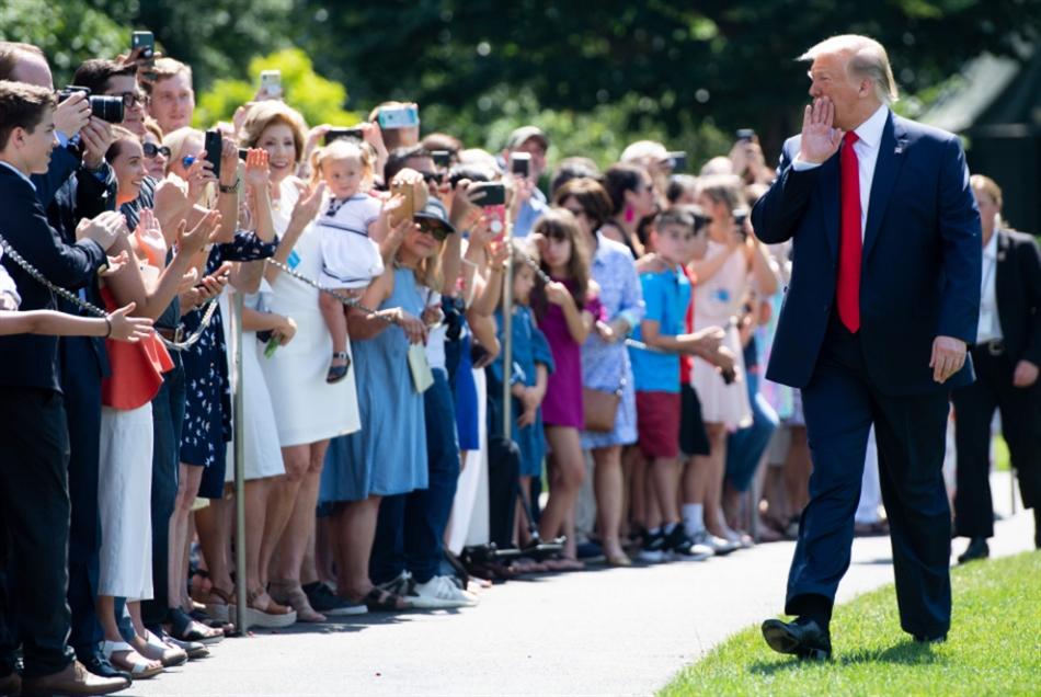 بعون الاقتصاد... ترامب رئيساً لولاية ثانية؟