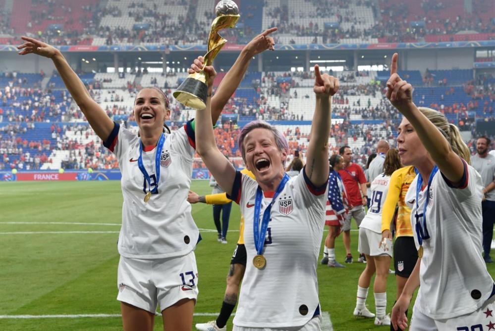 السيدات يكتبن تاريخ كأس العالم