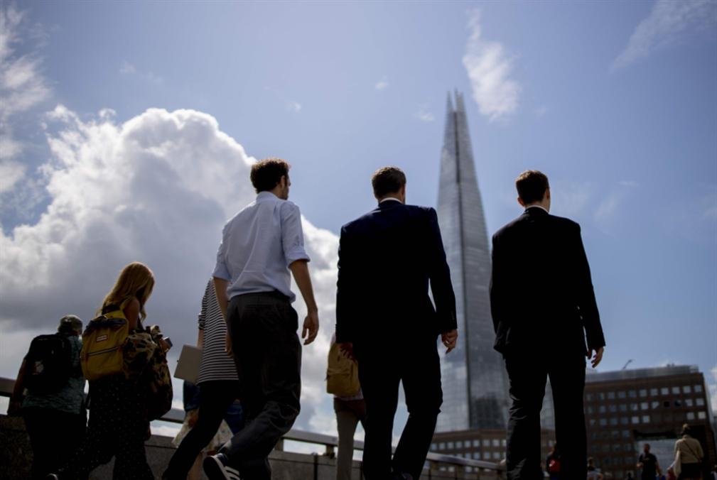 بريطانيا | انكماش مفاجئ في الاقتصاد