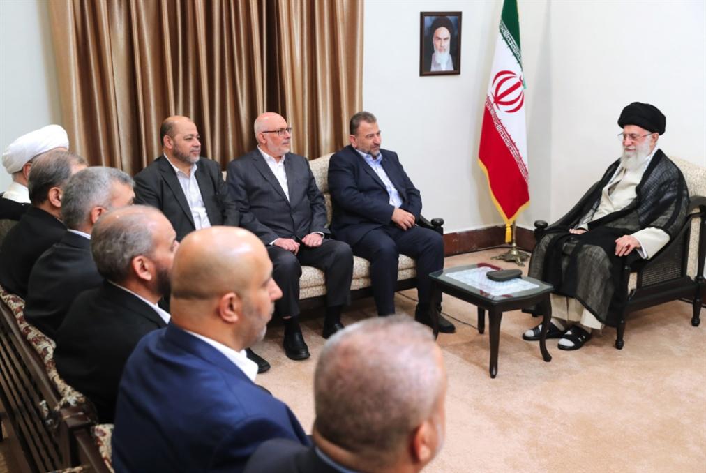 تفاصيل زيارة «حماس» إلى طهران: معركة المصير الواحد