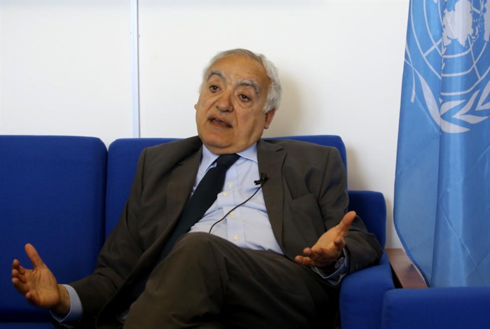 ليبيا | غسان سلامة تحت نيران «الوفاق»: منحازٌ إلى حفتر