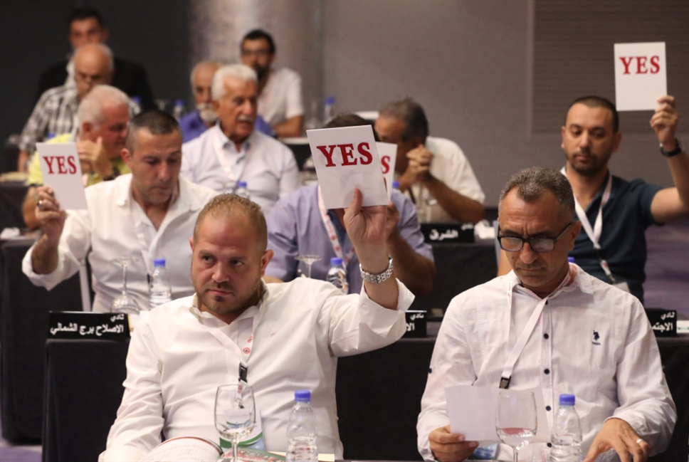 جمعية عمومية روتينية لاتحاد كرة القدم بغياب السلام زغرتا والأنصار!