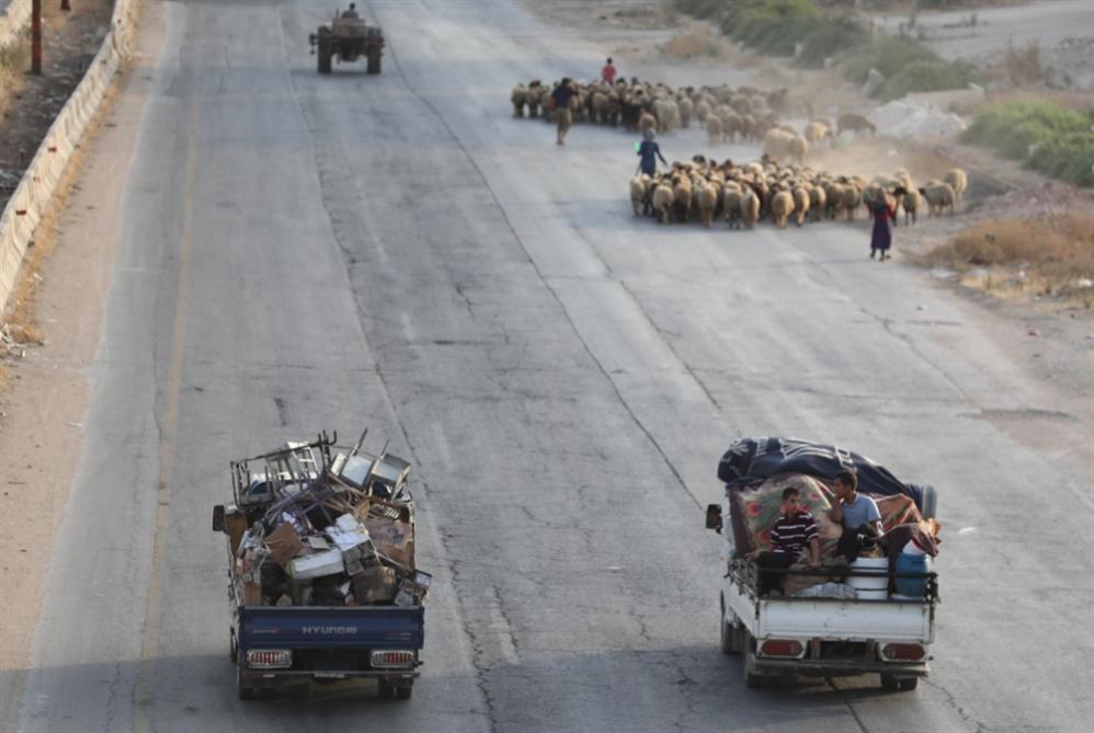 الجيش على أبواب خان شيخون: تطبيق «أستانا» بالنار؟