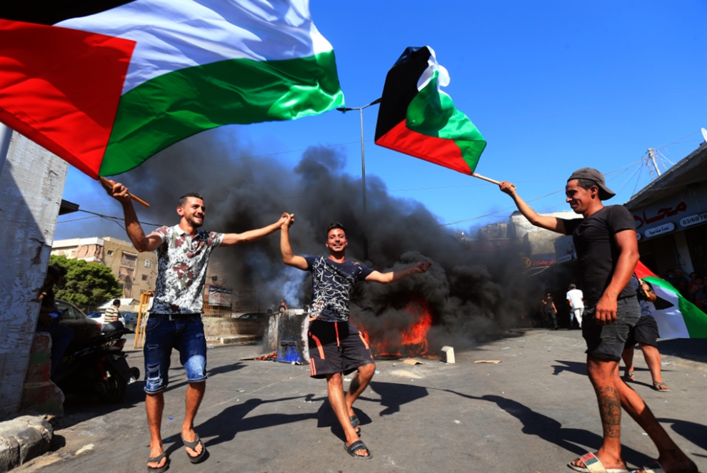 «صفقة القرن» لبنانيّاً: مَن يدفع بلبنان نحو ١٧ أيّار  جديد؟