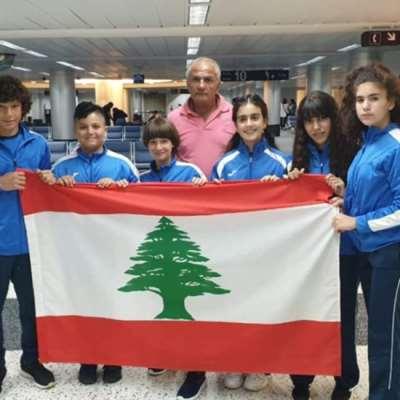 كونغ فو لبنان في بطولة آسيا