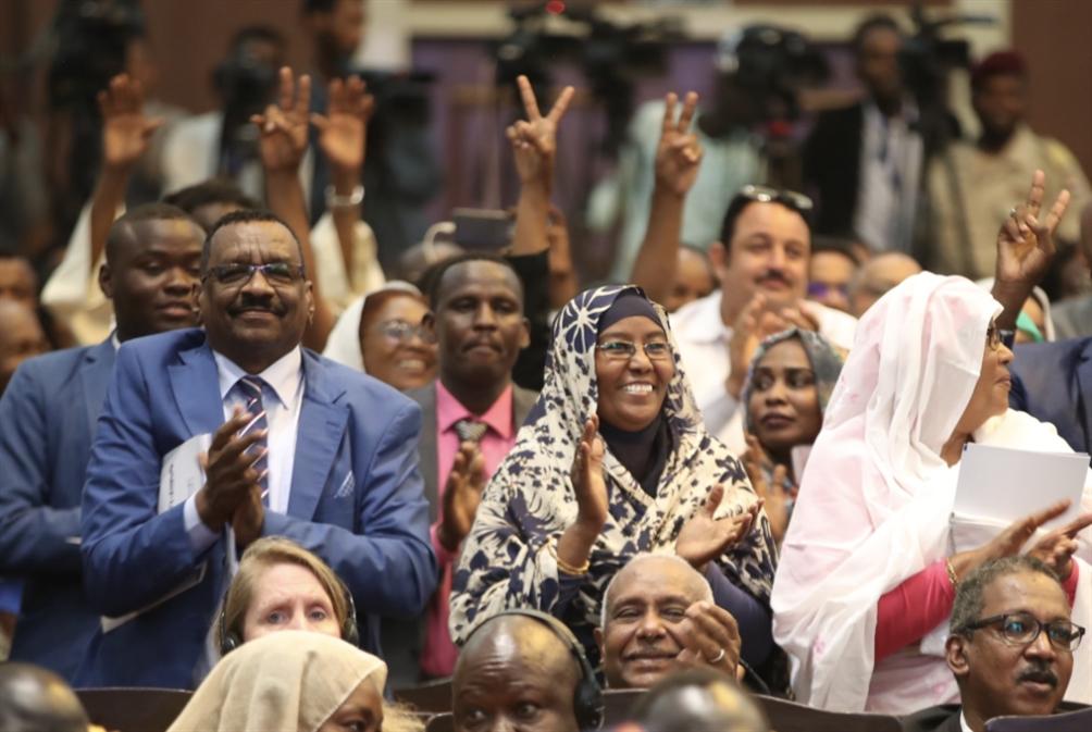 السودان | «السيادي» يرى النور: قَسم المجلس والحكومة اليوم