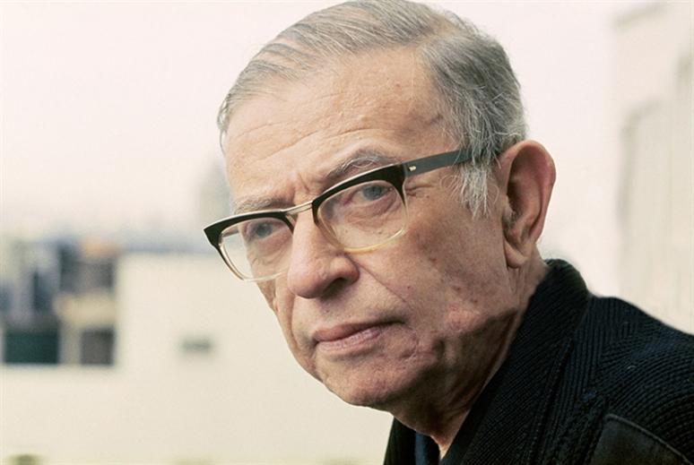 كتاب عن أب الفلسفة الوجودية وموقفه من القضية   الفلسطينية والاستعمار: حتى أنت يا سارتر!
