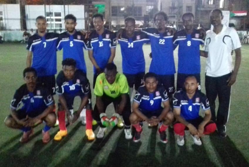 دورة رياضية للنادي الثقافي السوداني